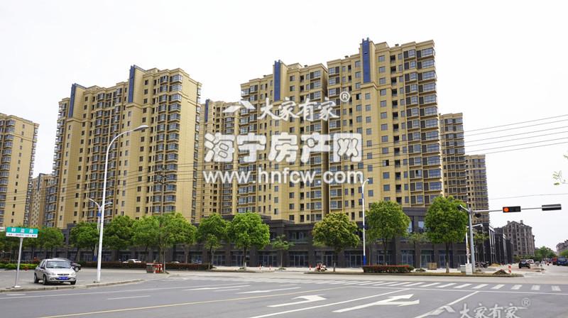 华府景苑小区介绍 海宁房产网